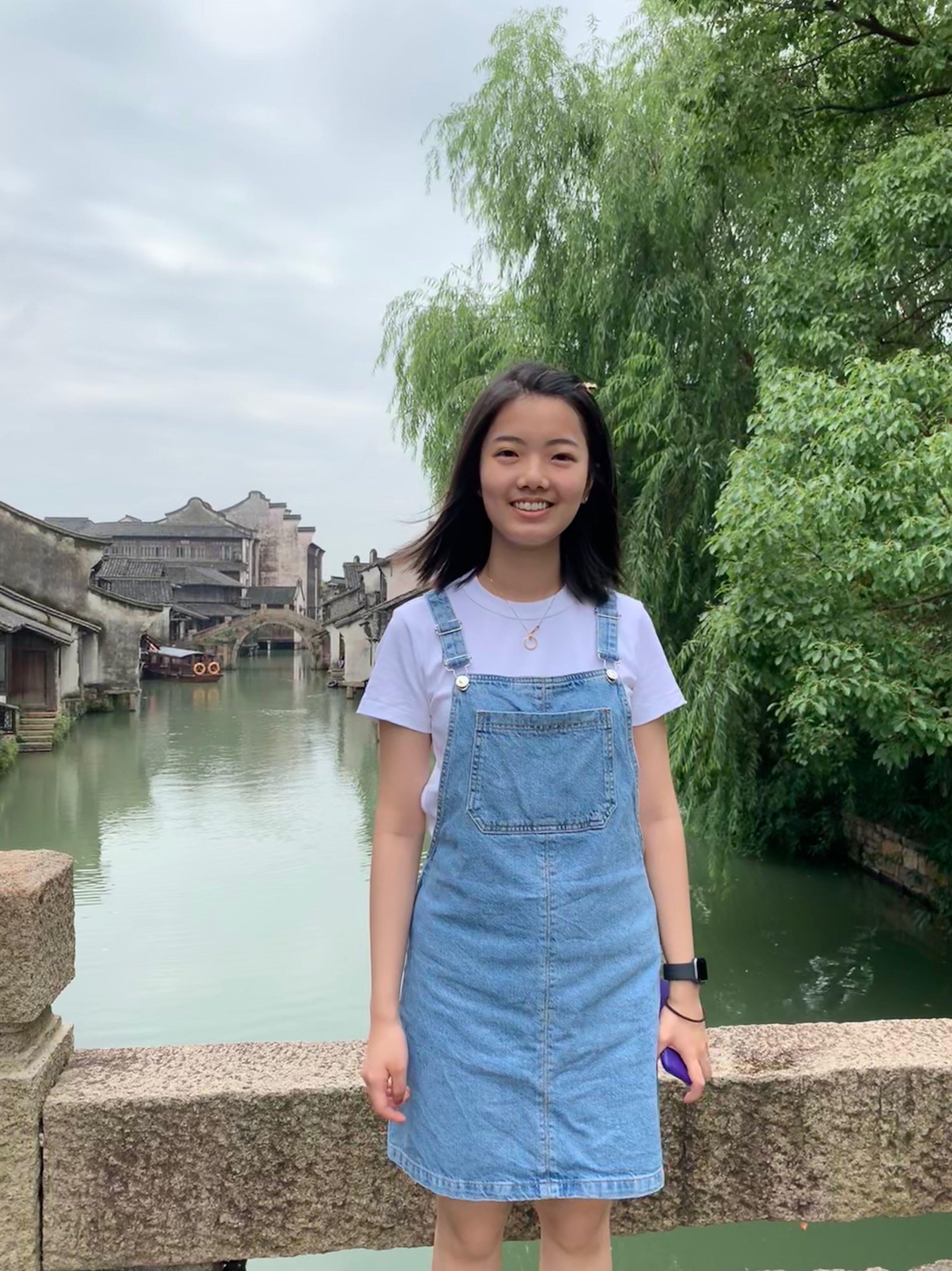 Leyang Ji's reflective essay on her KURF summer internship