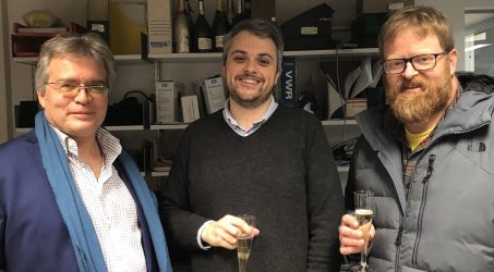 Philip Ferguson successfully defended his PhD thesis