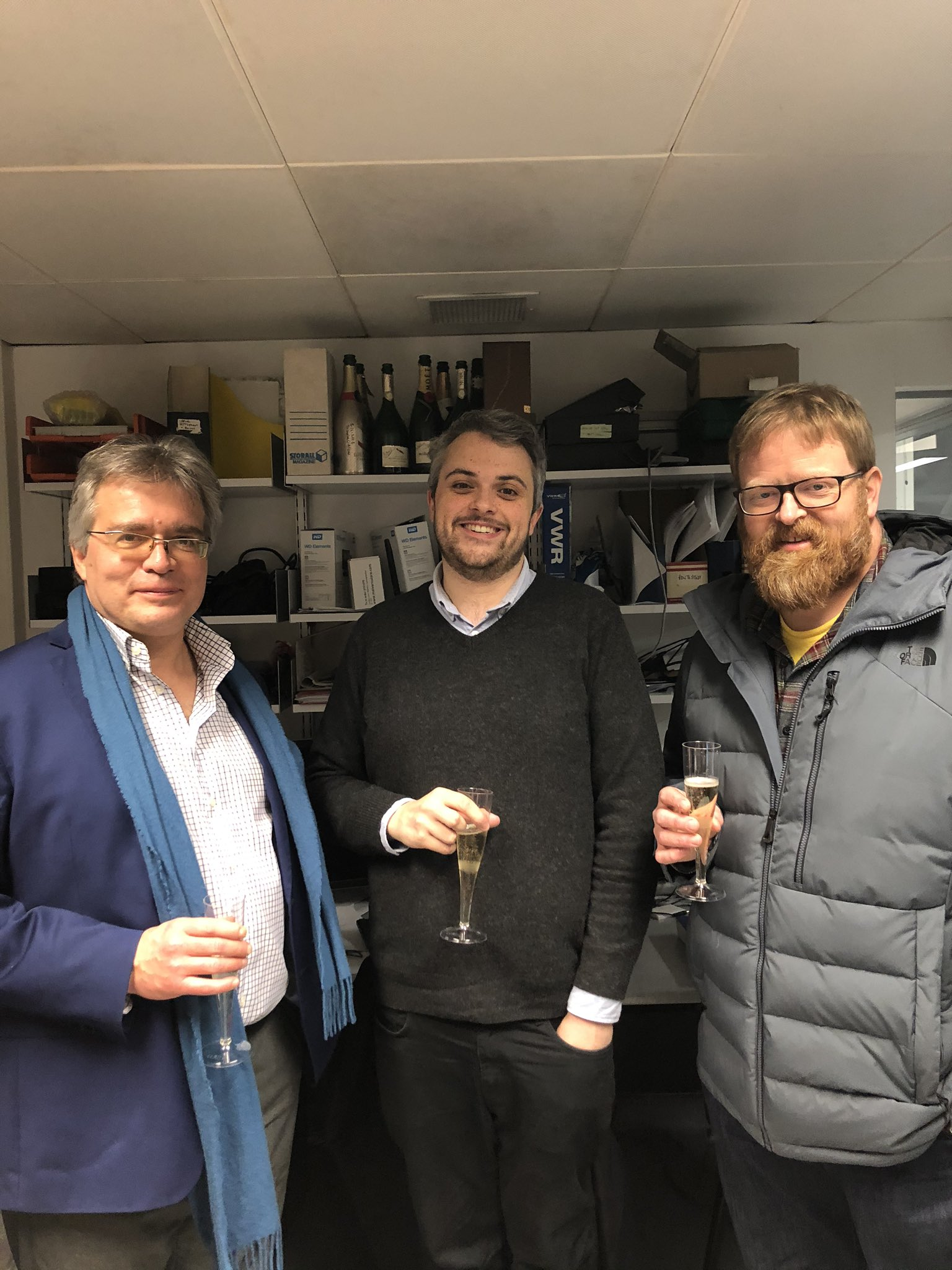Congratulations to Dr. Philip Ferguson on successfully defending his PhD thesis!