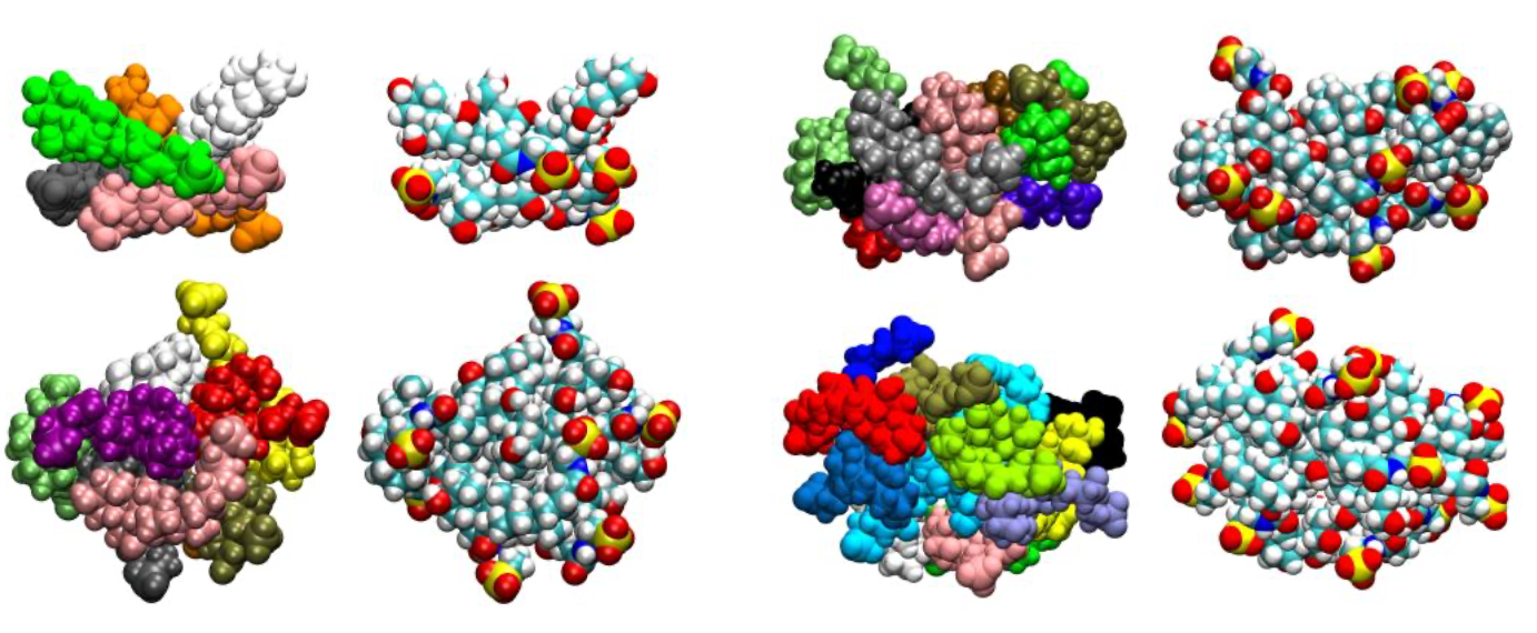 Combined molecular dynamics simulations w/ neutron & x-ray scattering experiments to investigate the self-assembly of bile salts and the products of lipid digestion