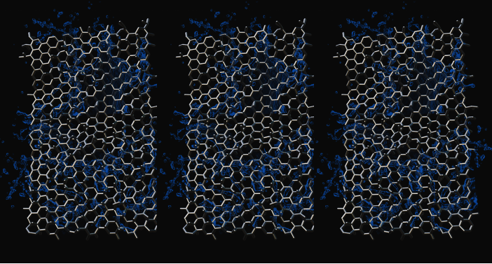 Ad hoc forcefield for graphene oxide